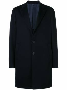 Loro Piana cashmere single-breasted coat FAI2107