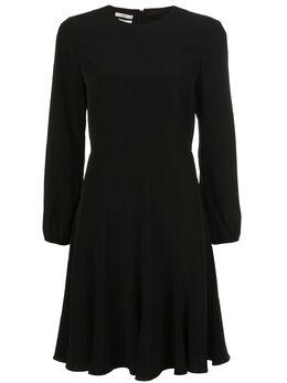 Co расклешенное платье миди с длинными рукавами 4285FATPESSN