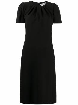 Givenchy платье с короткими рукавами BW20UC10F4