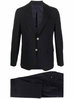 Eleventy приталенный костюм-двойка A70ABUA01TES0A053