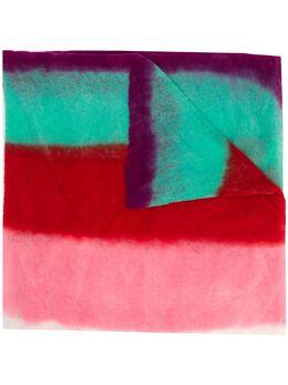Missoni кашемировый шарф в полоску MDS00266BK00J7