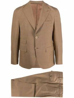 Eleventy костюм-двойка узкого кроя A70ABUA01TES0A05204