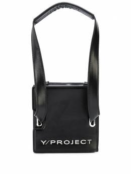 Y / Project сумка-тоут со складками WBAG1MINIS18F153