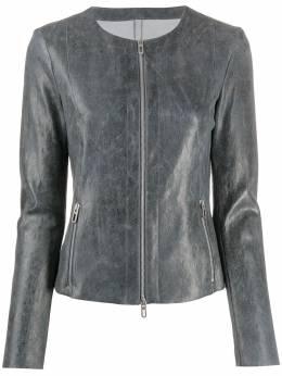 Drome приталенная куртка на молнии DPD2421RD856