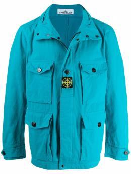 Stone Island легкая куртка с капюшоном MO721541921