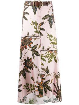 Dorothee Schumacher юбка Powerful Flora 749606