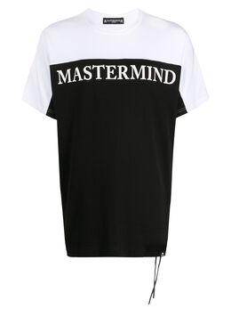 Mastermind World футболка с принтом MW20S04TS115
