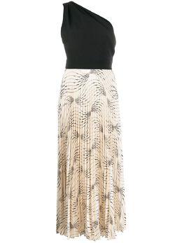 Victoria, Victoria Beckham платье с открытыми плечами и спиной 2220WDR001013A