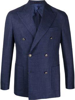 Barba двубортный пиджак GDPP405