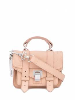 Proenza Schouler мини-сумка через плечо PS1 H00090L001P