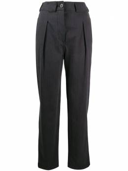 Mara Hoffman брюки Jade в тонкую полоску W011209130