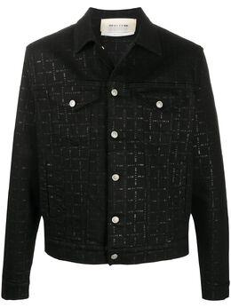 1017 Alyx 9Sm куртка с принтом AAUOU0052FA01BLK0001