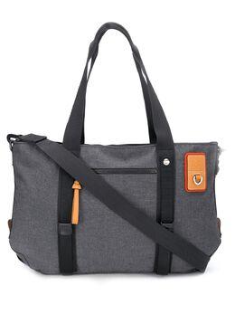 Loewe дорожная сумка с нашивкой-логотипом 30150RU42