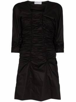 Molly Goddard платье мини Vita со сборками MGSS2058VITADRESS