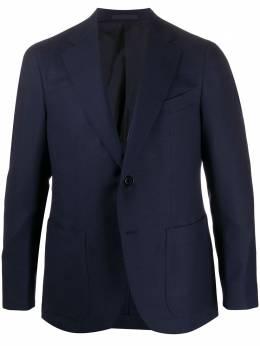 Caruso пиджак строгого кроя PE0506ASM2JM204H