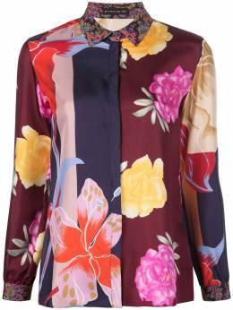Etro юбка со вставками 135514271