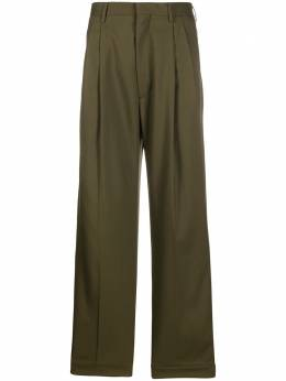Marni широкие брюки с завышенной талией PUMU0091A0S52744