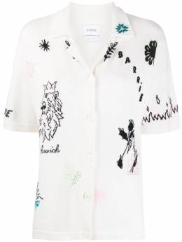 Barrie трикотажная рубашка C141274