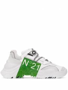 No. 21 массивные кроссовки Billy 20ESUX0830125