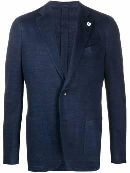 Lardini однобортный пиджак EIRJ54574EI663AE
