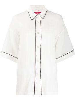 F.R.S For Restless Sleepers рубашка с контрастной отделкой CA000111TE00009