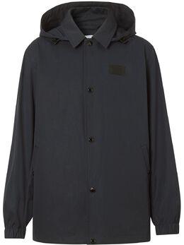 Burberry легкая куртка с логотипом 8025825