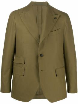 Gabriele Pasini однобортный пиджак узкого кроя G15079GP15461