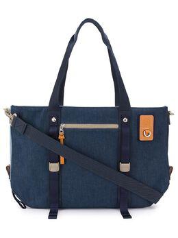 Loewe сумка-тоут с нашивкой-логотипом 30151U42