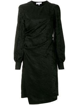 NK платье Moon Lizzie с эффектом металлик VS180060