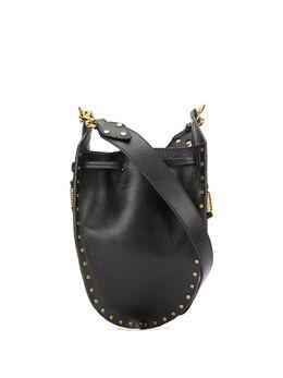 Isabel Marant сумка-ведро Radja с заклепками BF009520P019M