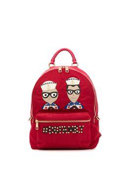 Dolce&Gabbana рюкзак Vulcano #DGFamily BB6633AZ947