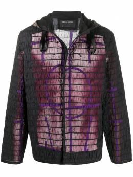 Craig Green куртка на молнии со сборками CGSS20MWOJKT12