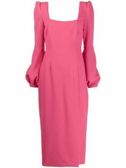 Racil платье с рукавами бишоп RS10D1FGIADACREPE