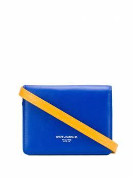 Dolce&Gabbana мини-сумка с логотипом BP2591AJ802