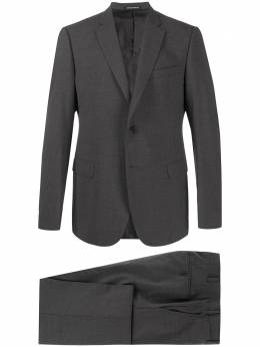 Emporio Armani костюм-двойка узкого кроя 51VMEB01506R