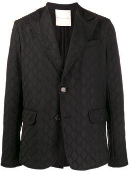 Marco De Vincenzo пиджак свободного кроя MJ5507MDVLP01