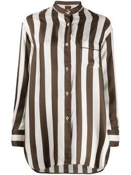 F.R.S For Restless Sleepers рубашка в полоску CA001781TE04424