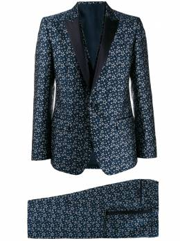 Dolce&Gabbana костюм-двойка с узором GK1EMTFJM78