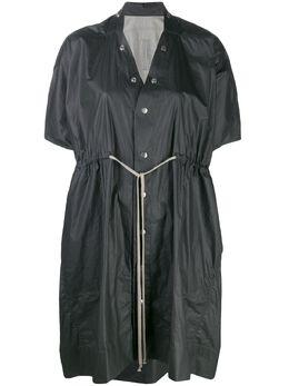 Rick Owens short-sleeved raincoat RP20S1908TC