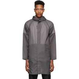Norse Projects Grey Ellias Rain Coat N55-0493