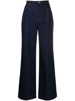 Dolce&Gabbana джинсы широкого кроя FTBPGDG899X