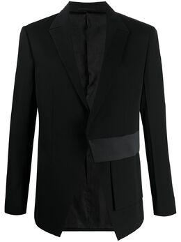 1017 Alyx 9Sm пиджак с атласной вставкой AAMTA0016FA03