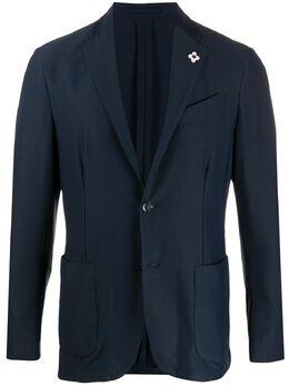 Lardini однобортный пиджак EI935AVEIEW54706