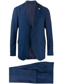 Lardini костюм-двойка узкого кроя EI858AEEIRP54488