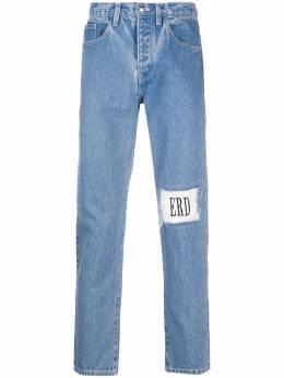 Enfants Riches Deprimes джинсы прямого кроя с нашивкой-логотипом SS20050005