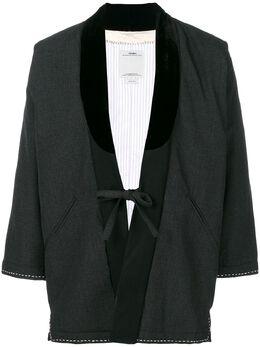 Visvim пальто 'Dotera ' 0117205013014