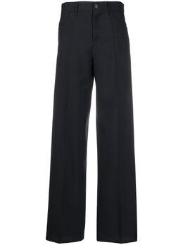 Jil Sander брюки Murphy строгого кроя JSPQ301105WQ211000
