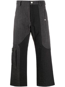 Diesel Red Tag брюки со вставками ACWPT03
