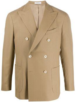 Boglioli двубортный пиджак N4302LBAS534