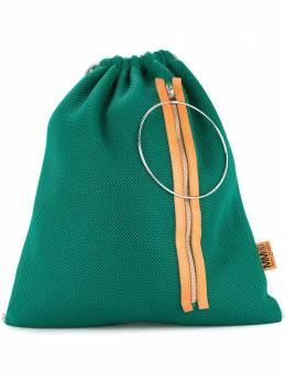Mm6 Maison Margiela рюкзак на шнурке в стиле колор-блок S54WA0013H3797